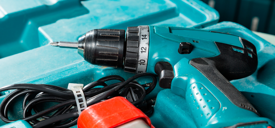 High performance power tools that are more than up to the job.